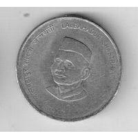 Индия 5 рупия 2004 100 лет со дня рождения Лал Бахадур Шастри
