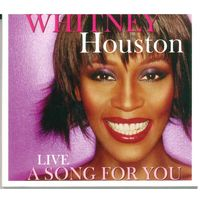 CD Whitney Houston - Live A Song For You (2007)