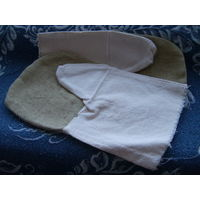 Перчатки-рукавицы для кострового