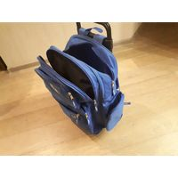 Школьная Сумка, рюкзак. На колесиках.