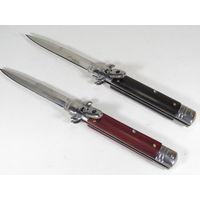 Складной Выкидной Нож 'Leverletto By Bill DeShivs