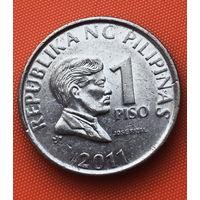 13-06 Филиппины, 1 писо 2011 г.