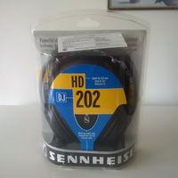 Наушники Sennheiser HD202