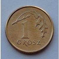Польша 1 грош. 1992