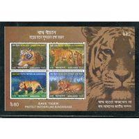 Бангладеш. Охрана тигров, блок