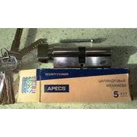 Цилиндровый механизм Apecs PN-80-S/15-CR (сердцевина для замка)