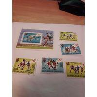 Нигер марки
