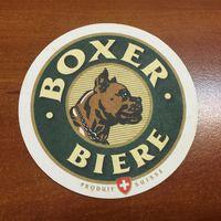 Подставка под пиво Boxer /Швейцария/