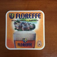 Подставка под пиво Floreffe No 2