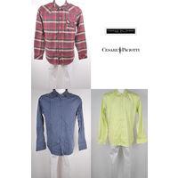 РАСПРОДАЖА, СКИДКА 40 %!!! Стильные рубашки итальянских брендов CESARE PACIOTTI, FEDERICO DEL GRANDE, 100 % оригинальные