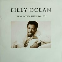 Billy Ocean /Tear Down These Walls/1988, Zombie, LP-NM, England