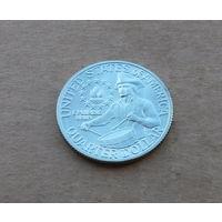 США, квотер 1976 г., серебро, 200 лет независимости