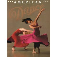 "Лот з 2 кнігаў: ""American Dance"" i ""American Film"""