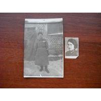 Два фото времён ВОВ