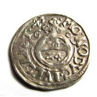 Грошен 1609 Юлич Клеве Берг.графство Равенсберг неплохой.
