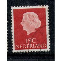 Марка Нидерланды 15с стандарты
