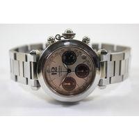 Механический хронограф Cartier Pasha Chronograph 2412, Оригинал