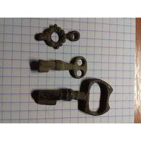 Старинные ключики