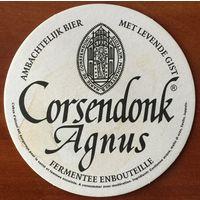 Подставка под пиво Corsendonk Agnus