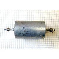 Конденсатор бумажный проходной КБП-С 0,47 мкФ 1000В-/380В~