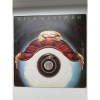 Rick Wakeman – No Earthly Connection (A&M Records) VG-/EX+