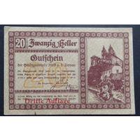 Нотгельд. 20 геллеров #111