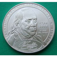 1 доллар 2006 Франклин.