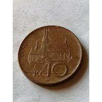 10 крон 2009 год