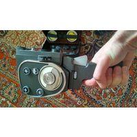 [РЕТРО] Кинокамера Кварц-2М, кинопроектор Луч 2