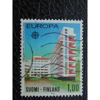 Финляндия 1978г.  Архитектура.