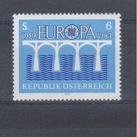 [480] Австрия 1984. Европа.EUROPA.