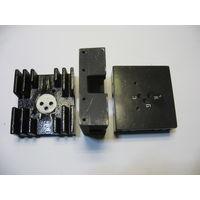 Комплект радиаторов аллюминиевых (6 шт.) 73х80х27 мм. под тр-р
