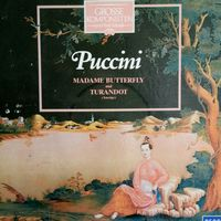 Puccini  1959, Decca, LP, NM, Holland