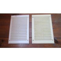 Решетка вентиляционная пластмассовая 160х250 мм