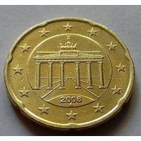 20 евроцентов, Германия 2006 A