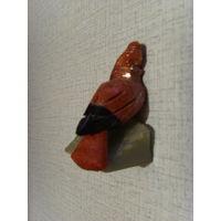 Миниатюра . Камень . Птица . Перу