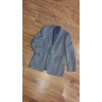 Шикарный мужской пиджак на размер 48-50.