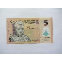 Нигерия, 5 , 2011 г.