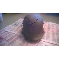 Военная каска шлем-м/16-17-германия п.м.ве
