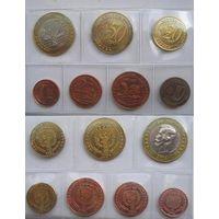 Пробный набор Евро 2004г. России.