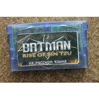 Картридж GameBoy Advance Batman Rise of Sin Tzu на русском