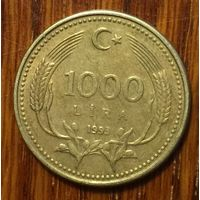 Турция - 1000 лир 1993