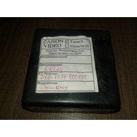 Canon видео-головка DG1-4497-000-000 для MVX100 и MVX150i