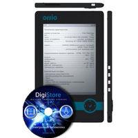 ORSIO B731 LUX + 7100 КНИГ + 4GB SD + КОЖАНАЯ ОБЛОЖКА