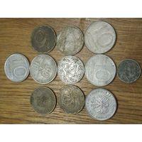 Монеты Старой Полиши