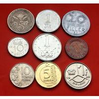 9 монеток - 9 стран. #79 Старт с 10 копеек