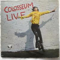 COLOSSEUM - 1971 - COLOSSEUM LIVE, (GERMANY), 2LP