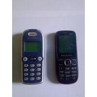 Телефоны алкатель на зп