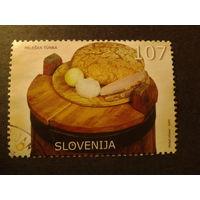 Словения 2005г. нац. кухня.