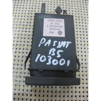 103001Щ VW Passat b5 кнопка обогрева заднего стекла 3B0959621E